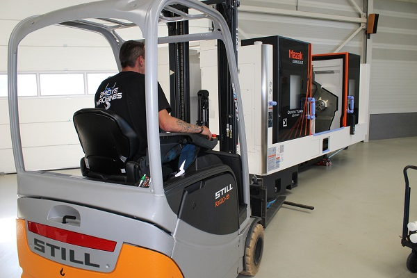 Levering Mazak Quick Turn 350MSY